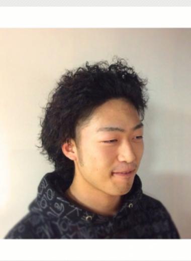 【オシャレ感UP】刈り上げツイスト!