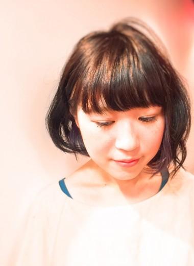 ☆黒髪ショートボブ☆